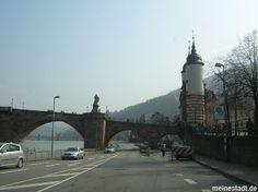 Straße Heidelberg