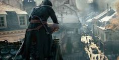 GIVE a WALK IN PARIS WITH THE NEW TRAILER FOR ASSASSIN'S CREED: UNITY