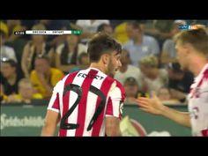 Carsten Kammlott mit spektakulärem Tor gegen Dresden   Sport im Osten   MDR - YouTube