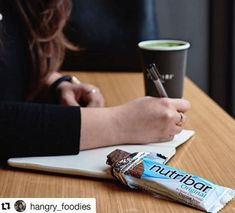 We're so glad Anh at @hangry_foodies has been enjoying Nutribar's meal replacement bars. Our goal is to help provide people with busy lifestyles a healthy and tasty alternative that easily fit into busy on-the-go schedules! Check out her Instagram post for giveaway contest details and a chance to win a supply of #Nutribar products! Meal Replacement Bars, Calorie Intake, Protein Bars, Giveaways, Foodies, Alternative, Tasty, Canada, Goals