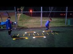 personal training Dimos speed_power_coordination - YouTube