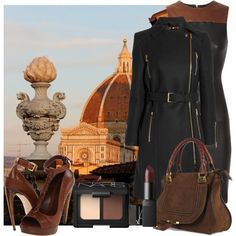 """Suede and Leather"" by jacque-reid on Polyvore"