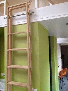 Voor de vide - laddertjes.net