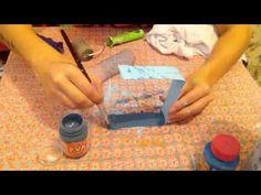 Reciclar potes de sorvete! uhuuuuu | Artesanato da Gica