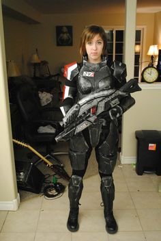 Shep armor is now complete. - Imgur