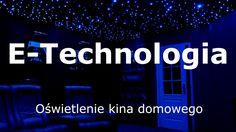 Jak oświetlić kino domowe? Oświetlenie mieszkania - domu - kino domowe -...