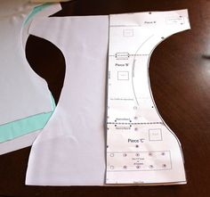 cloth diapers with gussets - sewing tutorial
