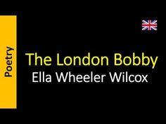 Poesia - Sanderlei Silveira: Ella Wheeler Wilcox - The London Bobby