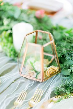 geometric wedding de