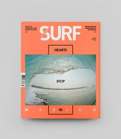 Transworld Surf Magazine Gets a Trendy Redesign