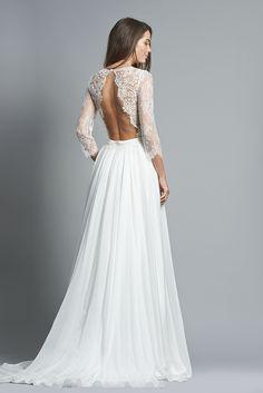 Robe de mariée Khiva - www.fabiennealagama.com #fabiennealagama#collection2018#robedemariee
