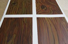 Learn How to Paint Wood Grain in Just 3 Steps                                                                                                                                                                                 More