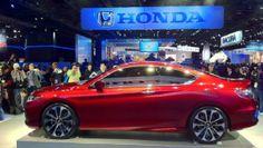 2018 Honda Accord Design honda