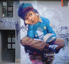 Arte urbana: as paredes mais espetacularmente decoradas de 2014 (fotos) — idealista/news