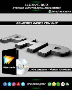 CONTENIDO DEL CURSO: .  01.- Qué es PHP.  02.- Configurar espacio para trabajar.  03.- PHP y HTML.  04.- Documentación dentro de PHP.  05.- PHP y Variables.  06.- Agrupando.  07.- Operadores de datos.  08.- Funciones.  09.- Creando librerías.  10.- El navegador Web y PHP.  11.- Cómo cargar archivos.  12.- Leer los errores de PHP.  13.- PHP y archivos.  14.- PHP y encabezados.  15.- Sesiones Variables.  16.- PHP y funciones básicas.  17.- PHP y MySQL -INSERT -UPDATE -DELETE.  18.- Manejo de…