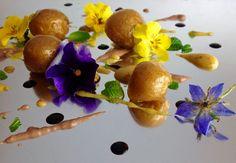 Lovely Cake: Tartufino D'oro  Molecular Gastronomy, Cucina Molecolare #Alchimieincucina