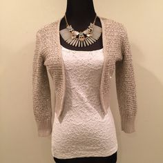 Pretty white WHBM tank top. NWT SZ XS Brand new!  No flaws.  White lace print tank top.  Looks so pretty layered or worn alone.  Smoke free home.  No flaws, no holds or trades.  Bundle and save!  #whitehouseblackmarket White House Black Market Tops Tank Tops