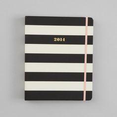 Striped 2014 Planner