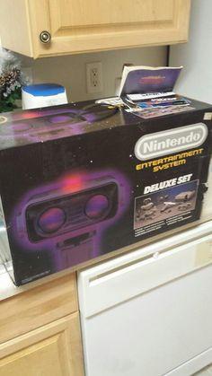 NES Deluxe Set