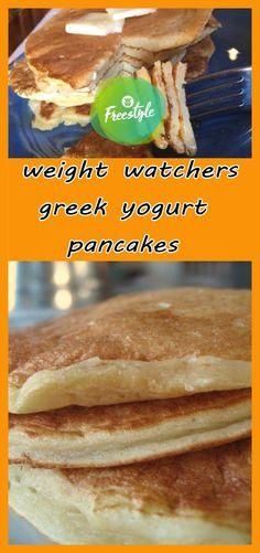 greek yogurt pancakes weight watchers   weight watchers cooking