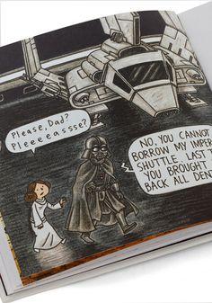 Vader's Little Princess, #ModCloth