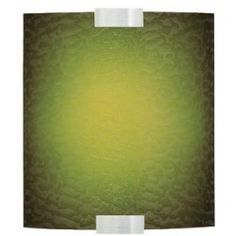 Buy Cheap  JW559BGR Omni Small Single Light Wall Sconce with Green Bubble Shade