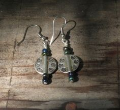 Wire Wrapped Earrings by ashleyo1984