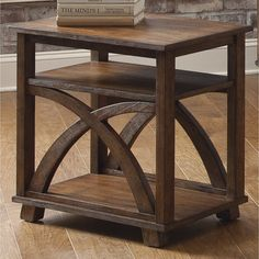 Bay Isle Home Dockside Chairside Table
