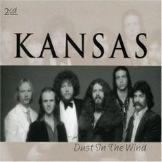 Kansas (Dust in the wind) You are in the right place about Music Artists Here we offer you the most beautiful pictures about the Music Artists album you are looking for. When you examine the Kansa Kansas Rock Band, Rock Bands, Rock & Pop, Rock N Roll, Kinds Of Music, My Music, Jazz Music, Music Covers, Album Covers