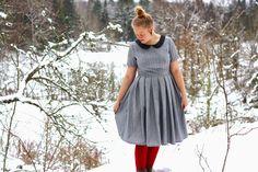 Viffla: Julklänningen