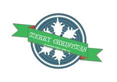 Christmas banner made up in Illustrator. Christmas Banners, Illustrator, Merry, Illustrators
