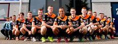 Oranje Trein uit Zwartemeer dendert door: Volendam – Hurry-Up: 28-30