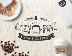 Coffee Logo  Logo Design  Premade Logo  by StudioTwentyNine