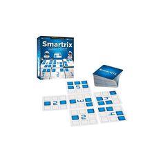 Smartrix,taktikázós logikai játék 7 éves kortól - FoxMind