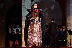 Sevilla de Moda viste a las Santas de Zurbarán