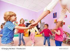 Bewegte Entspannung für Kinder – 3 Spielideen