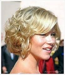 Hairstyles For Mother Of The Bride Mesmerizing Curled Bob Mother Of The Bride Short Hair Wedding Style  Mindy's