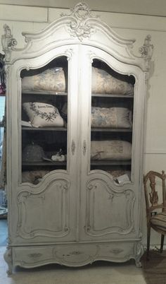 French Armoire | Provence Style /Martine Haddouche