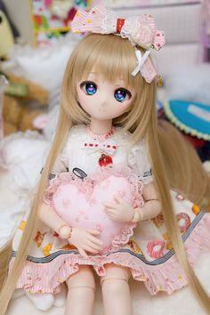 Pretty Dolls, Beautiful Dolls, Lolita Gothic, Cute Baby Dolls, Kawaii Doll, Anime Figurines, Dream Doll, Realistic Dolls, Smart Doll