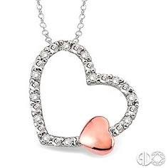Only $100 @ star jewelers! ;)  1/20 Ct Heart Diamond Pendant in Sterling Silver   http://www.starjewelers.com/Product/Jewelry/Silver_Jewelry/8804