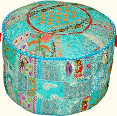 Excellent pouf on Etsy