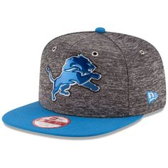 New Era Detroit Lions 2016 Nfl Draft 9FIFTY Original Fit Snapback Cap ( 33)  ❤ d5c1fed369e
