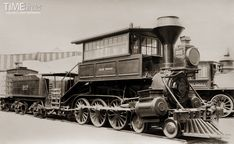 B RR Inspection Engine 1870s