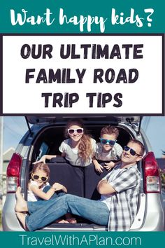 Click here to tap into our best and most popular family road trip tips! Ready to start planning a family road trip, we've got secret hacks and tips to keep everyone, including you, happy! #familyroadtrip #roadtriptips #roadtripping #familytravel #familytraveltips #familyvacations Road Trip Packing List, Road Trip Map, Road Trip Destinations, Road Trip Hacks, Road Trip With Kids, Family Road Trips, Travel With Kids, Family Travel, Road Trip Activities