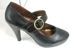 Kelly Kessel Black #MaryJanes #HighHeels #Retro Style #Pinup #Pumps Shoe SZ 9 Please see other listings for more sizes. #Fashion #Accessories  #Paypal #FREEshipping  #Shoes