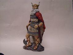 Dry brush viking