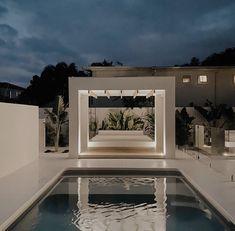 Dream Home Design, My Dream Home, House Design, Exterior Design, Interior And Exterior, Australian Interior Design, Spanish Architecture, Ibiza, House Rooms