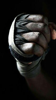 Boxing tool.
