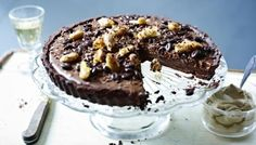 BBC Food - Recipes - Cheat's chocolate tart