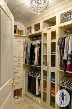 Mother in law quarters closet